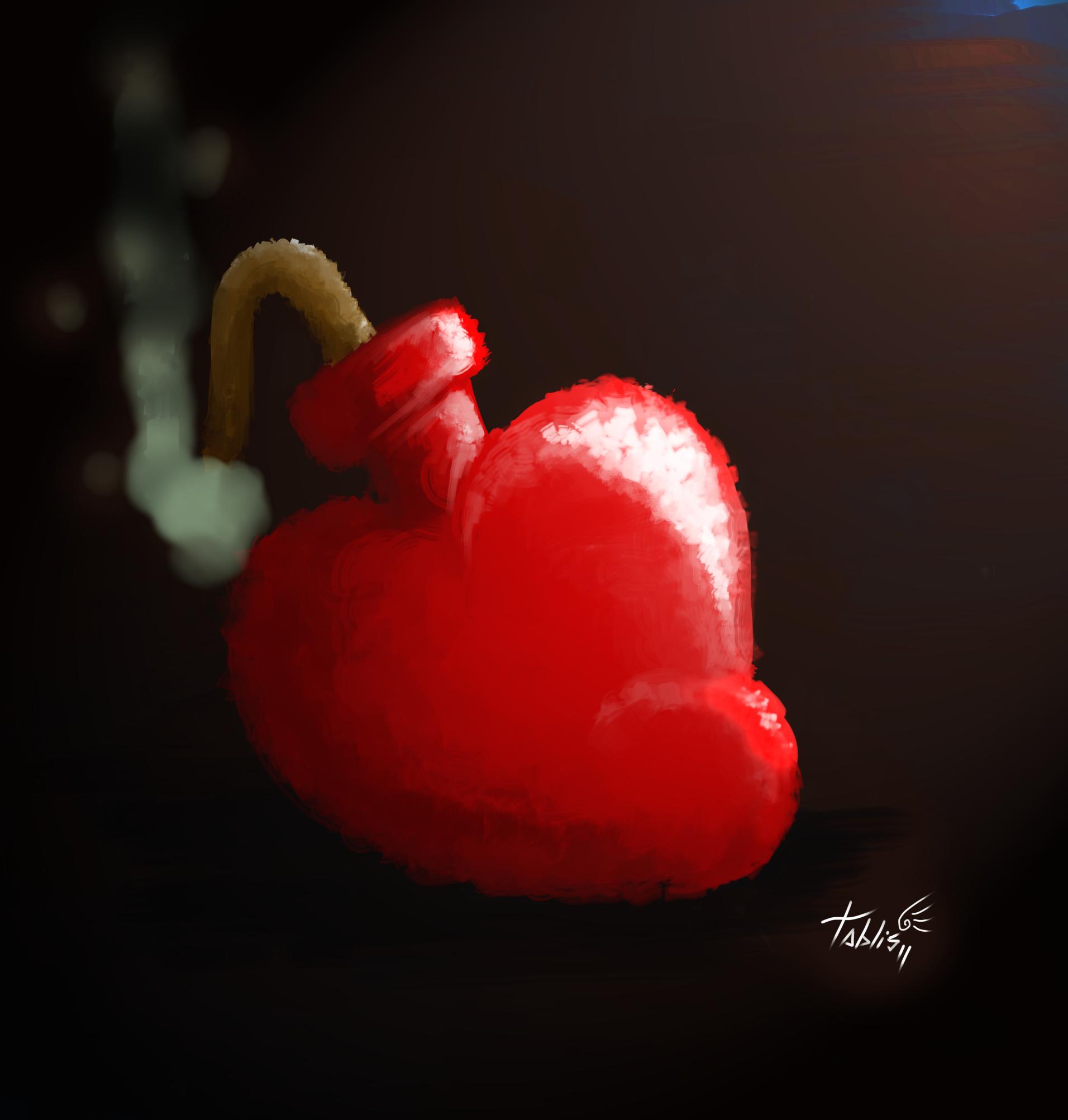 The Heartbomb