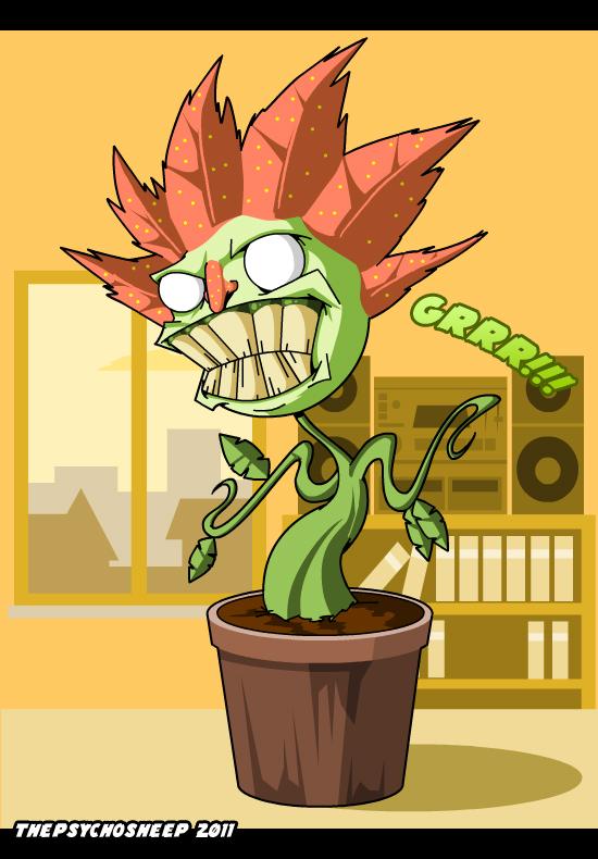 The Odd Plant