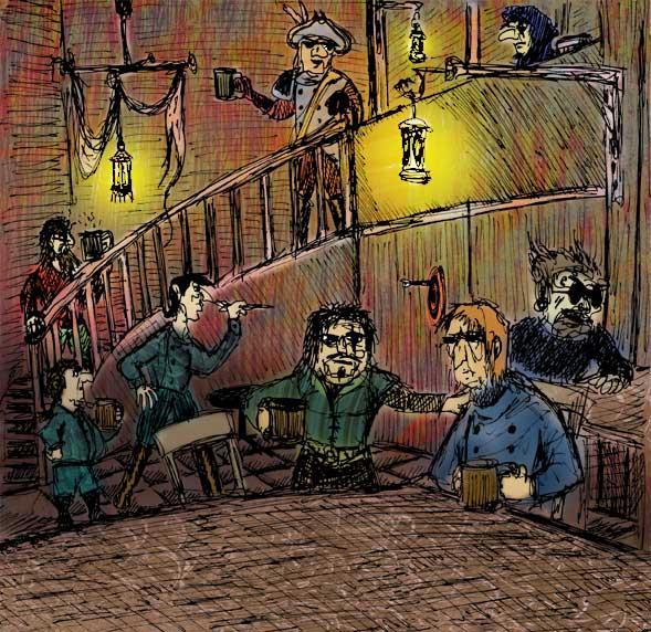 The Tavernfolk