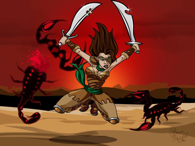 Kadesh - Desert Ranger