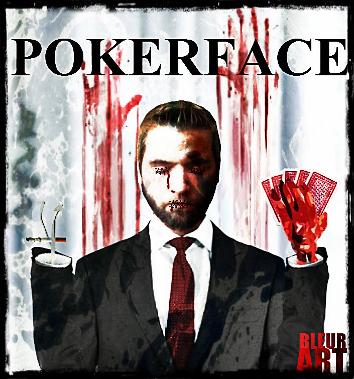 Pokerface get´s messy !!!