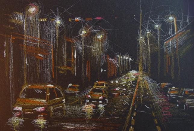 Street by night 2