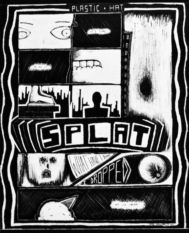 Scratchboard Comic!