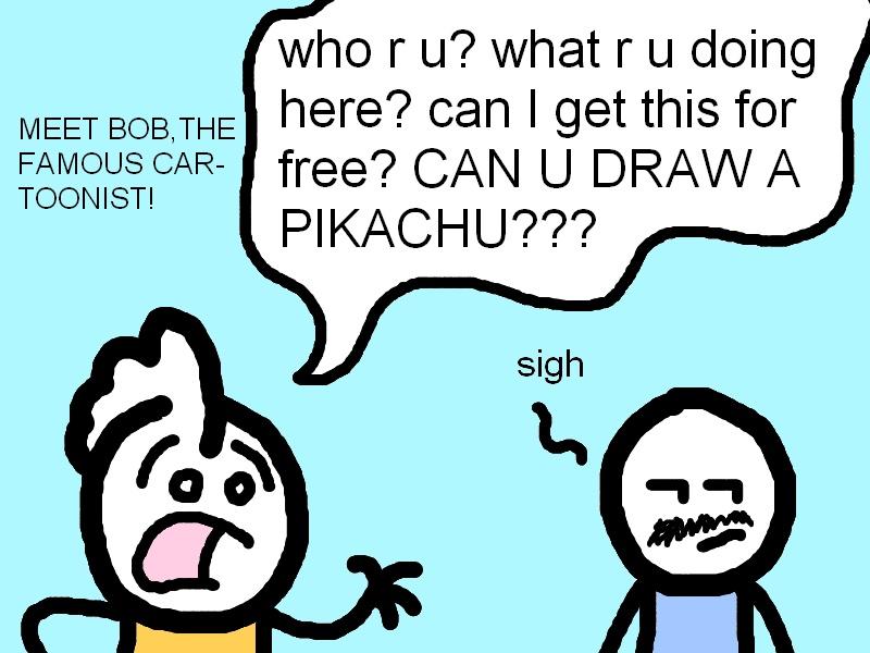 CAN YOU DRAW A PIKACHU???