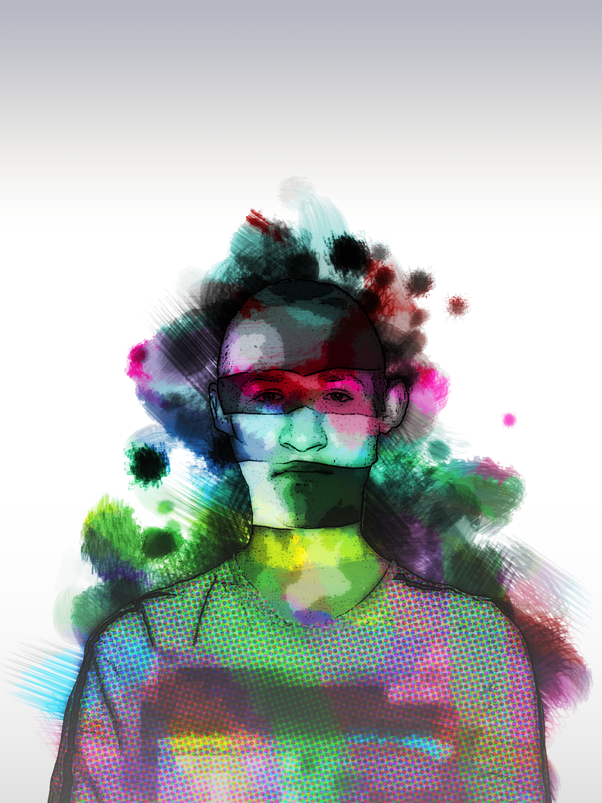 Digital Auto-Portrait