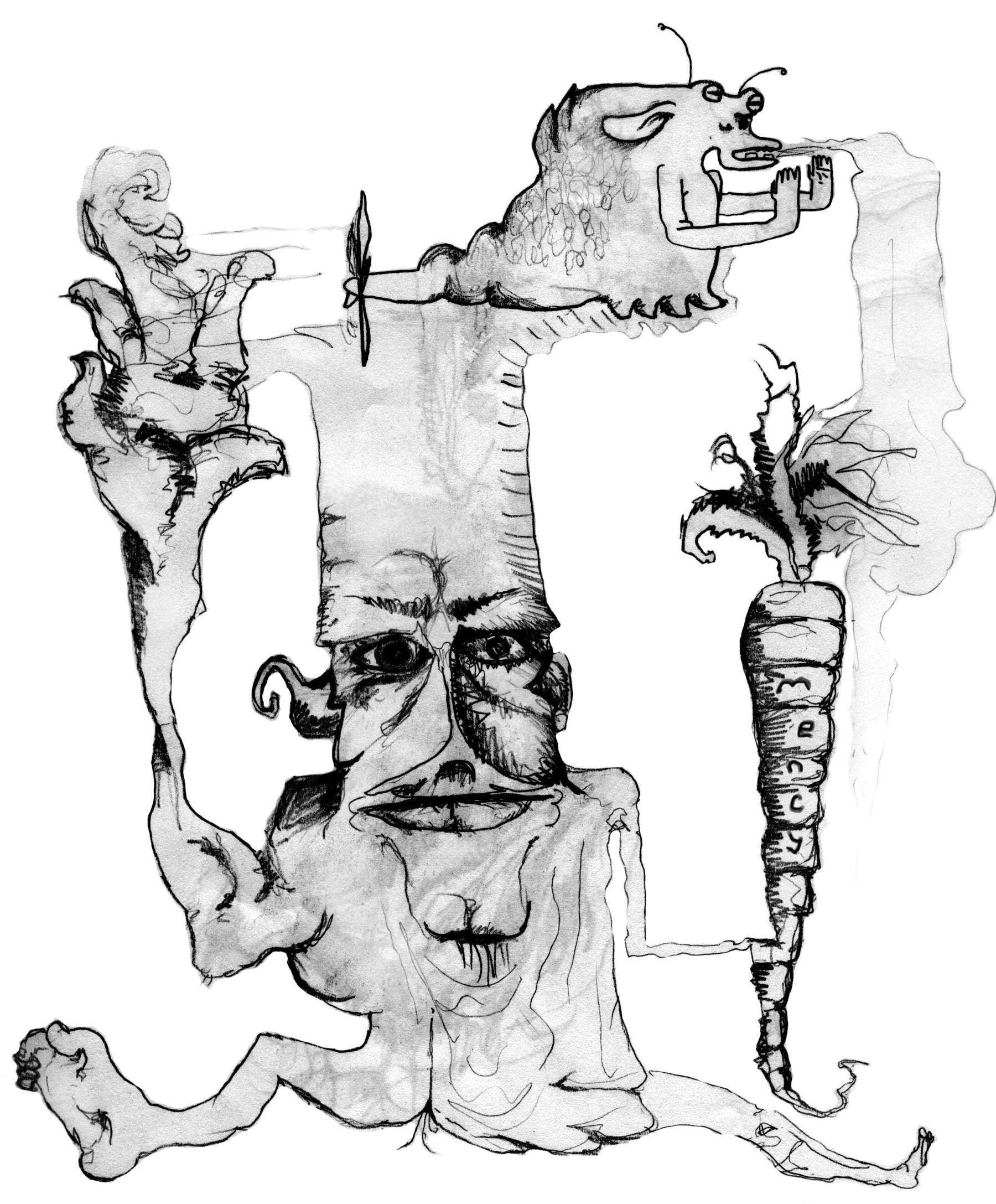 Doodle Mency
