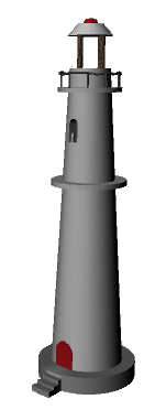 Lighthouse Render