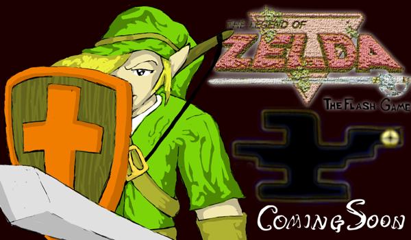 LoZ:FG teaser poster