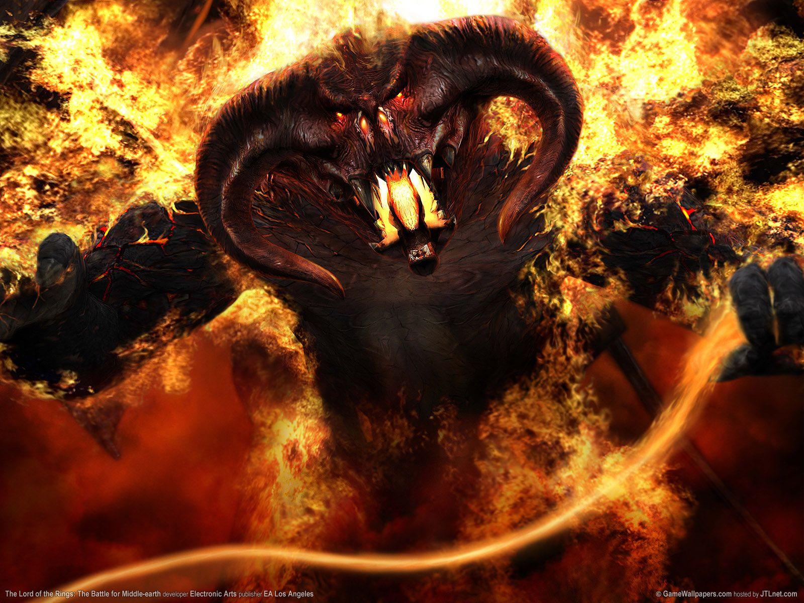the dark demon