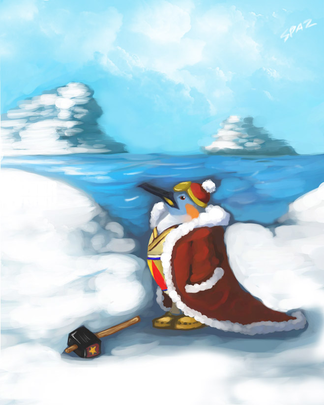 King of the Penguins