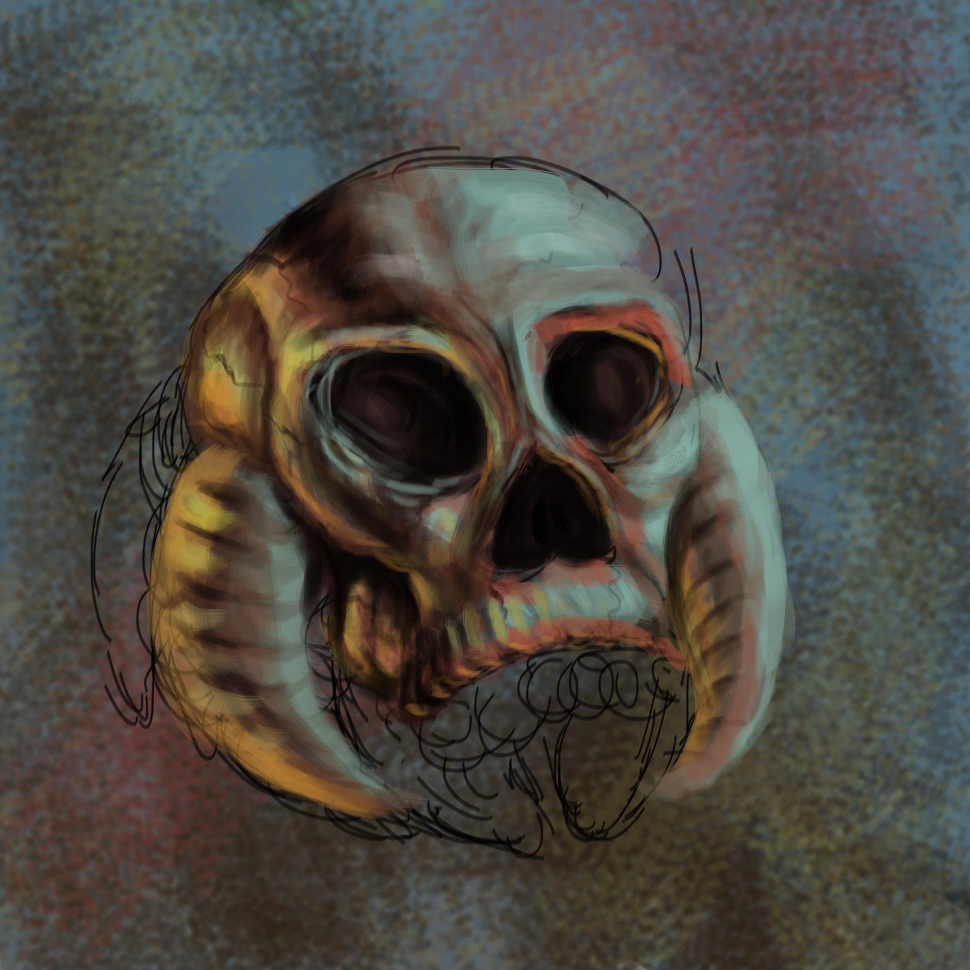 skullthingspeedpaint