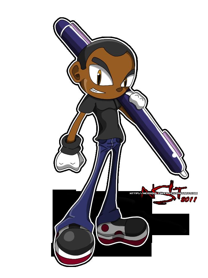 Me (Sonic Style)