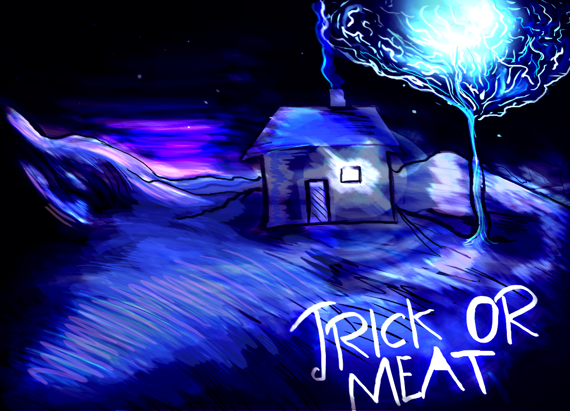 trick or meat