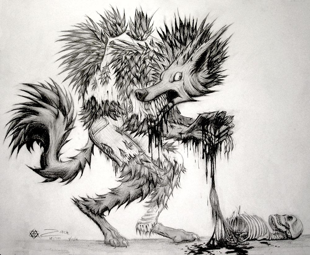 Were Wolf?...