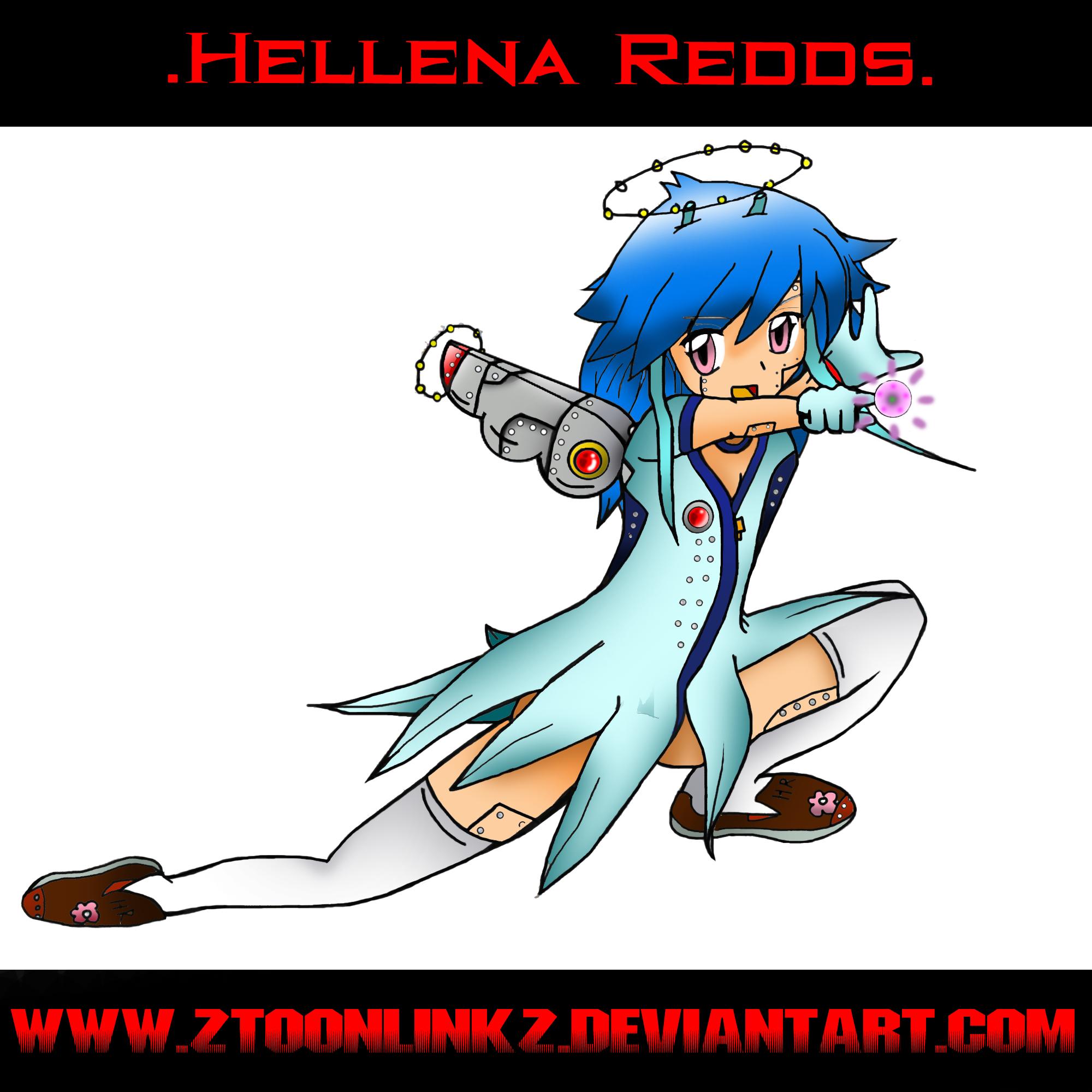 .Hellena Redds.