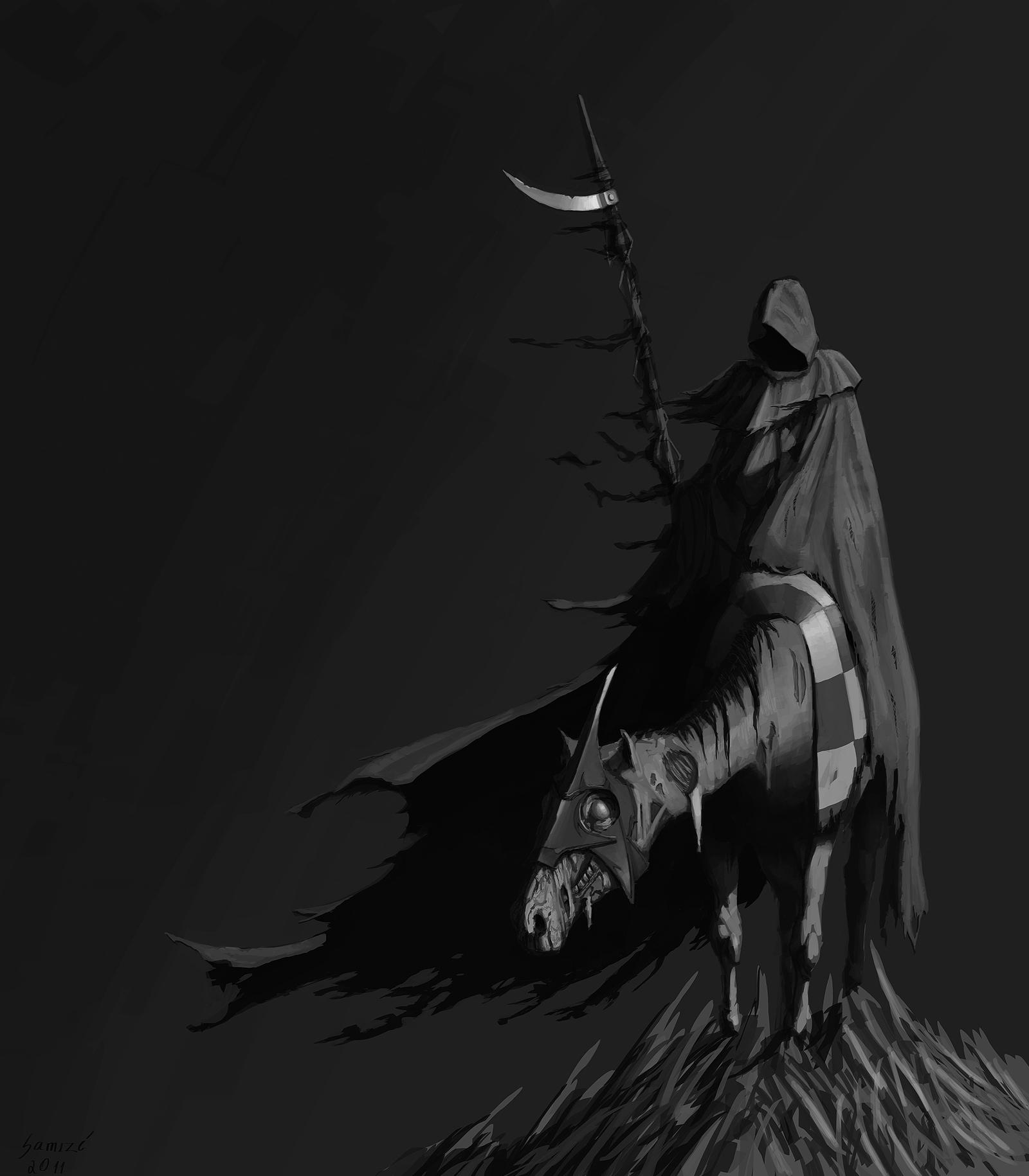 Necrorun Rider