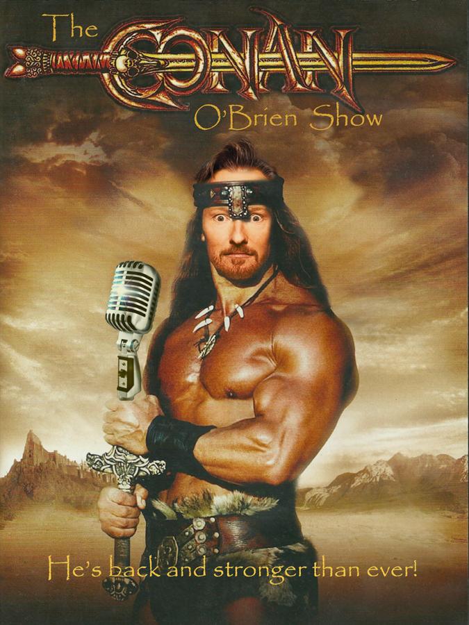 Conan O'Barbarian