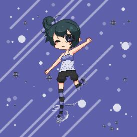 Falling Star~!