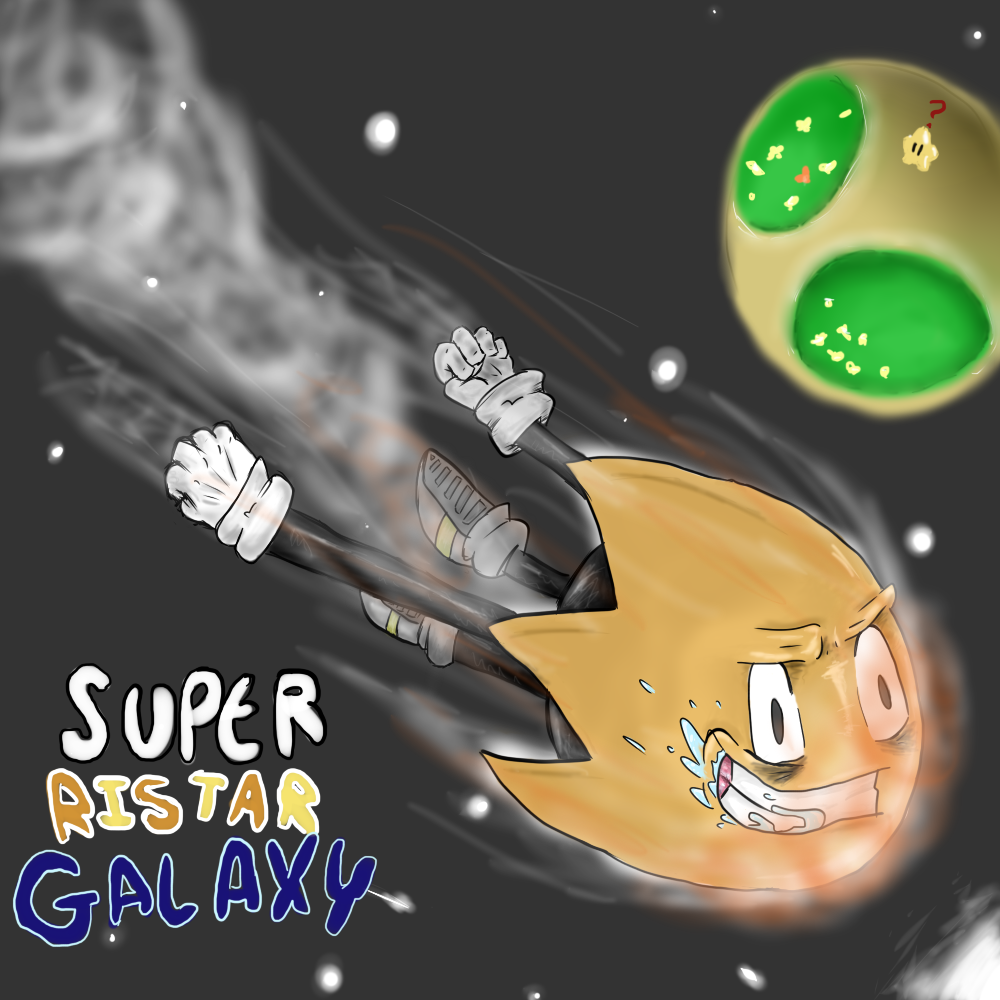 Super Ristar Galaxy