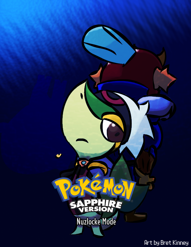 My Pokemon Nuzlocke Promo
