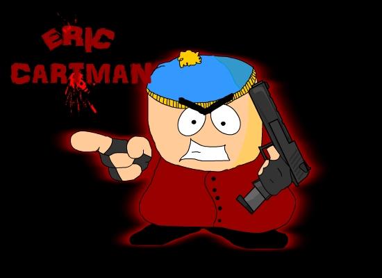 South Park Cartman Mandess