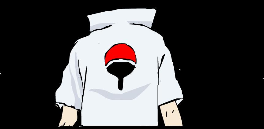sasukes back 80%