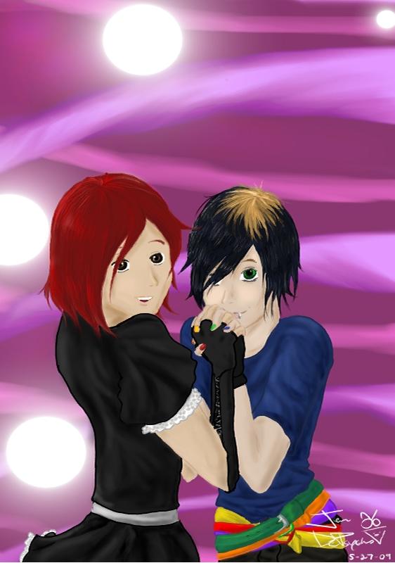 Tora and Leona