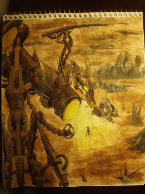 Gargantuan of the Wastelands