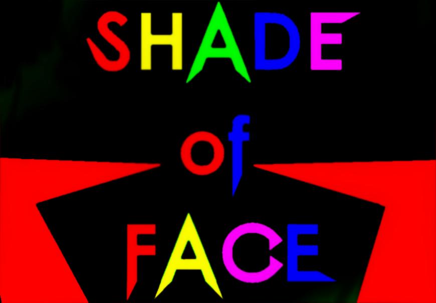 Shade of face bandart no.1