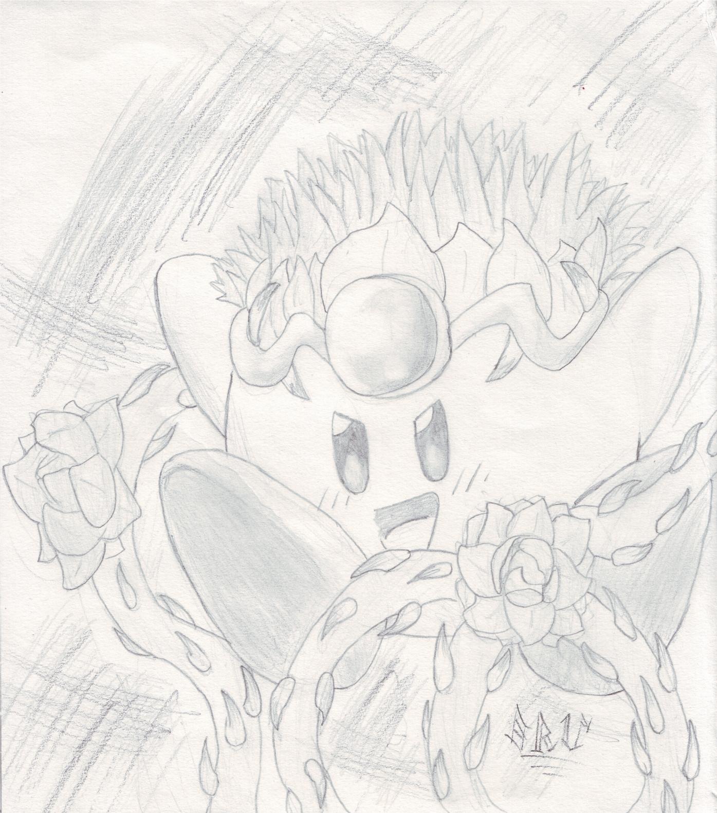 Kirby plant power