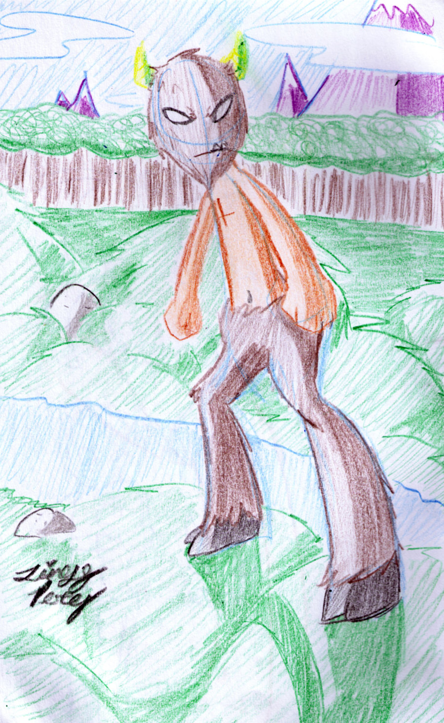 Bitey Sketch