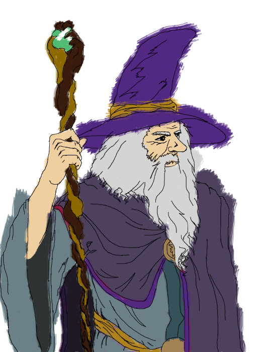 Nizbaf the Crazed Wizard
