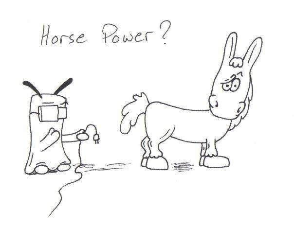 Horse Power?