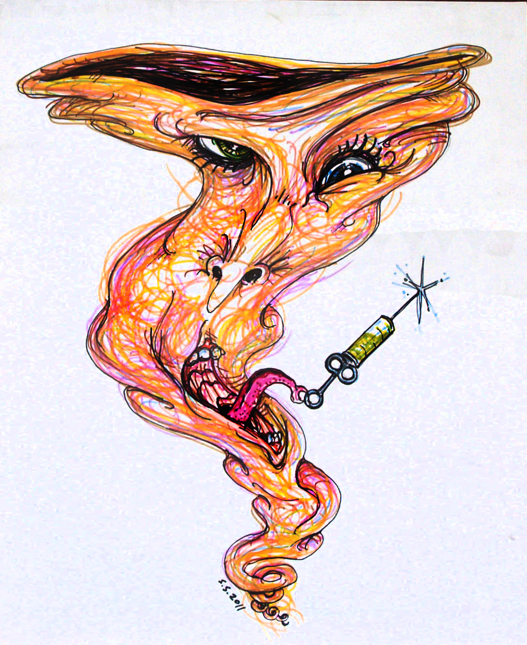 Botox Nightmare