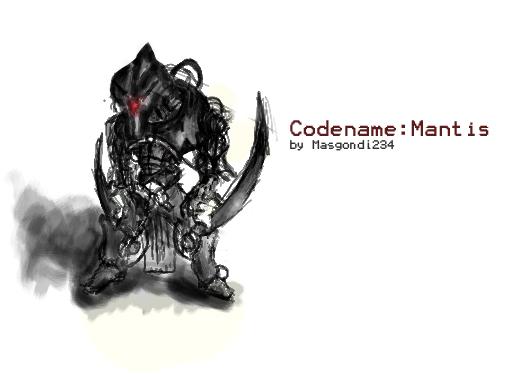 Codename: Mantis