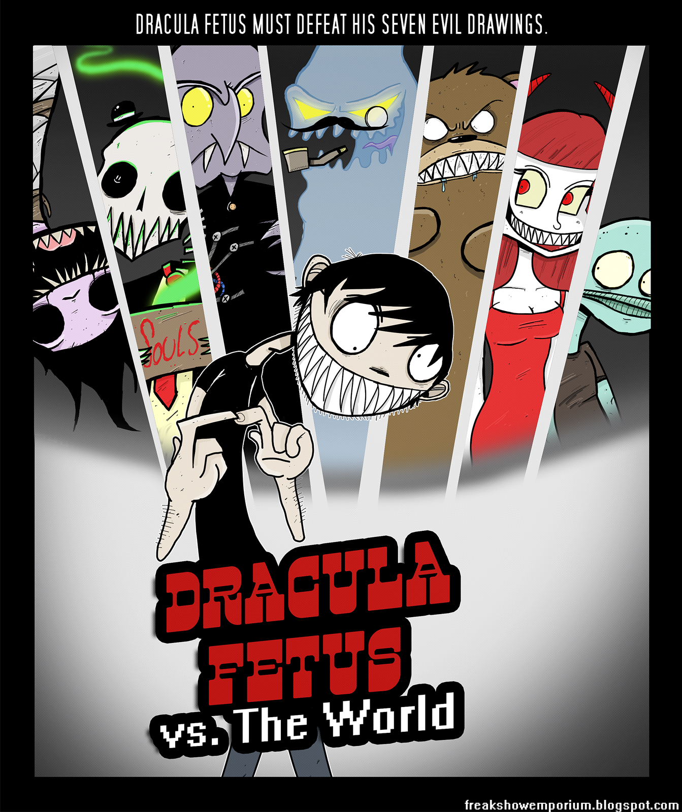 DraculaFetus VS The World