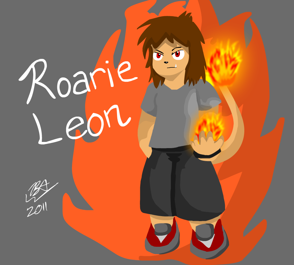 Roarie Leon