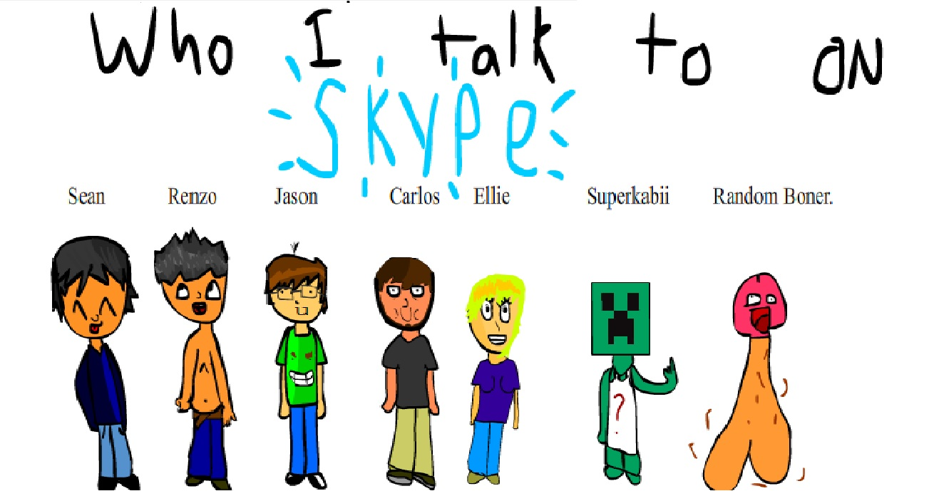 For my friends on skype :)