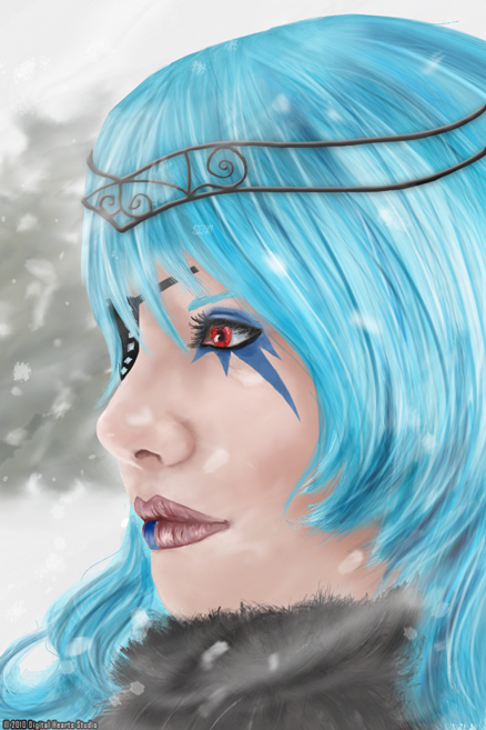 Ice Queen Yukimori