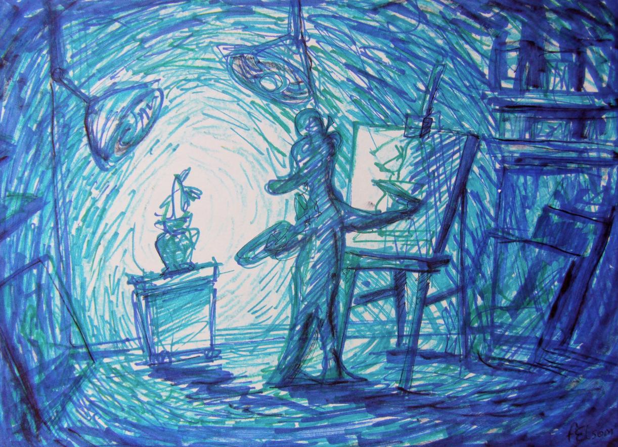 Monsieur Bertrand - Art Studio