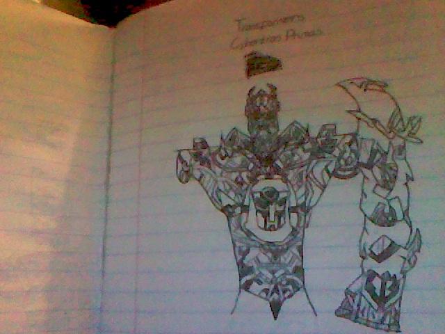 Cybertron Primus