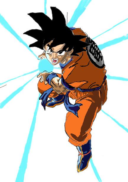 Goku's Kamehameha