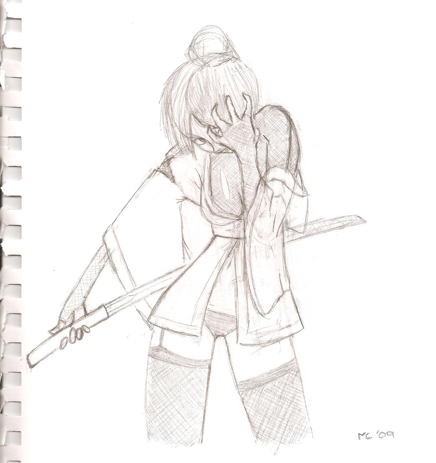 Ninja Onna