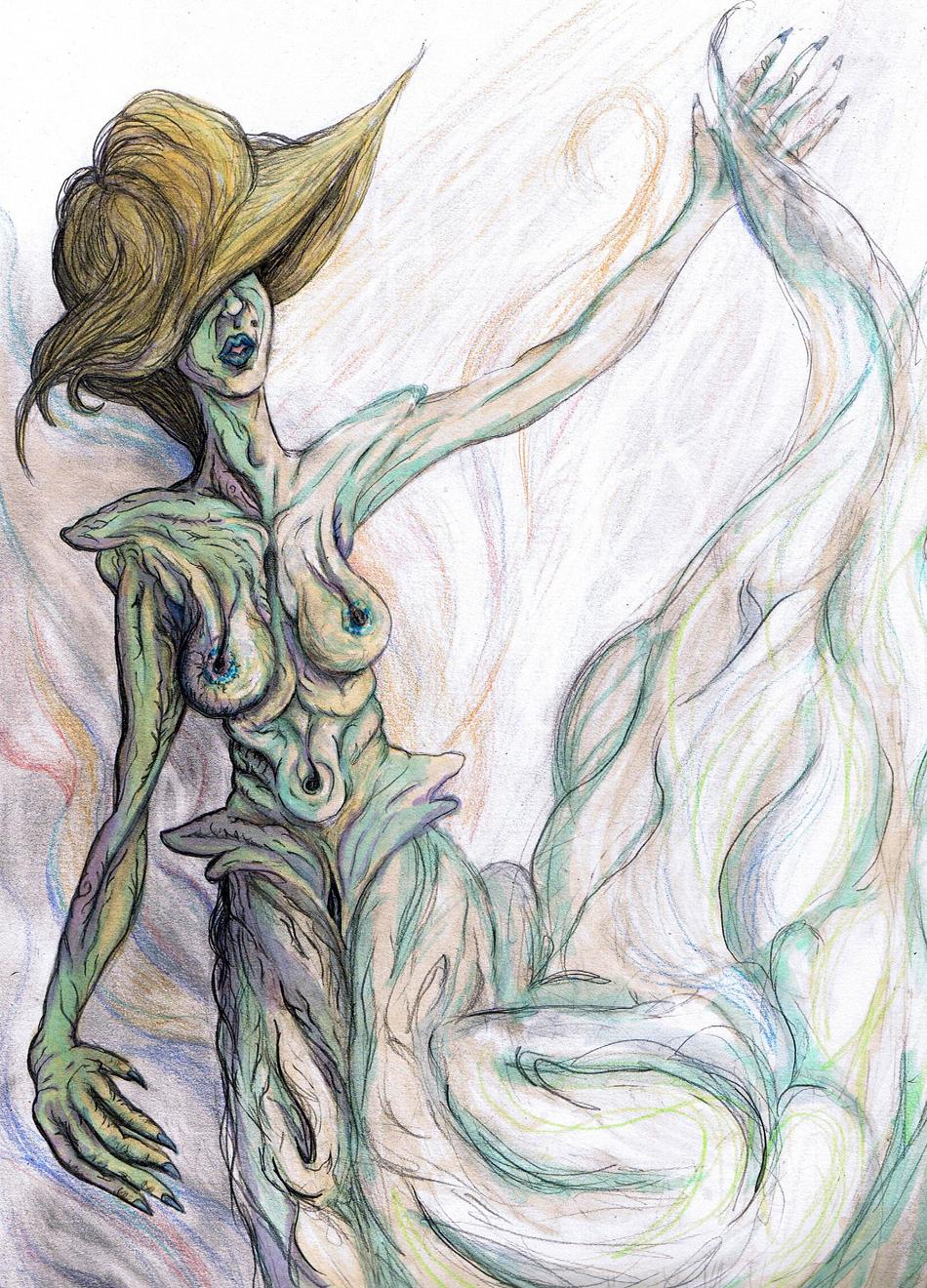 Lady deformatia