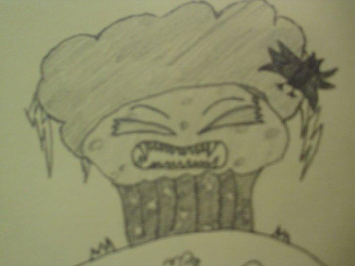evil muffin