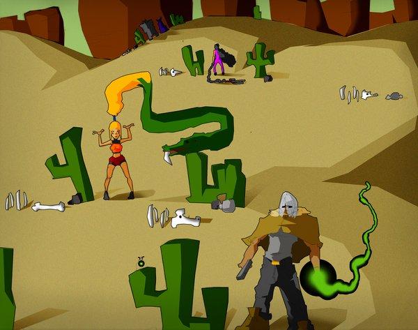 Bone Desert