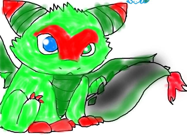 Natsu mah dragon!! DAWG