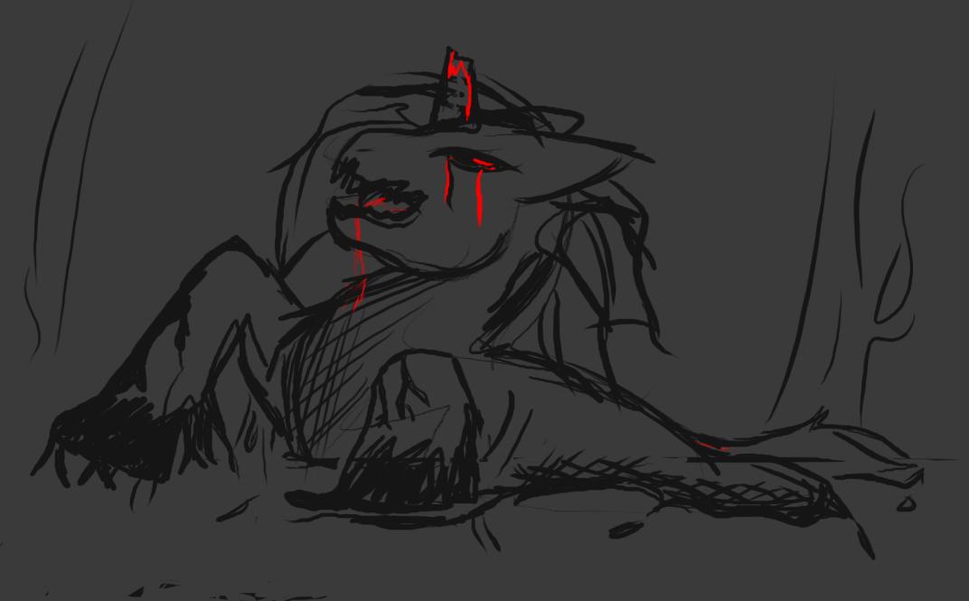 Rise_cursed_pony_by Freefox