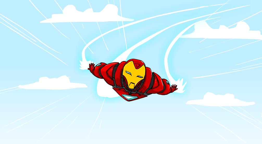 Iron - Flight