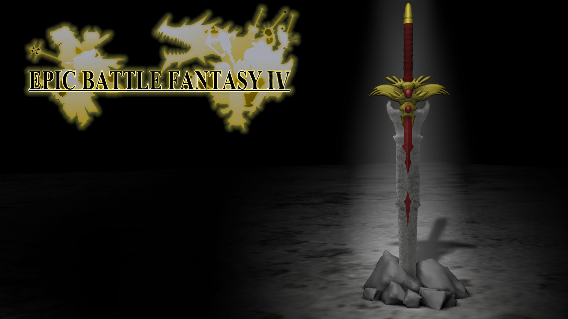 EBF IV sword